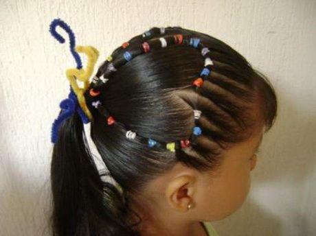 Infantiles Peinados Cortos Para Niña Sencillos De Hacer