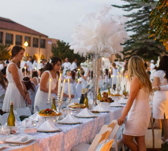 Diner En Blanc Food TravelPicnic PartiesPicnicsDinersFood IdeasMeal IdeasFood BlogsDinner IdeasSan Diego