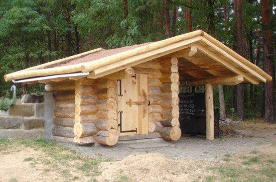 Blockhaus bauen Schnupperkurs Blockhaus bauen, Holzhaus