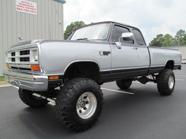 used 1990 dodge ram 250 le for sale in richmond va davis auto dodge trucks pinterest. Black Bedroom Furniture Sets. Home Design Ideas