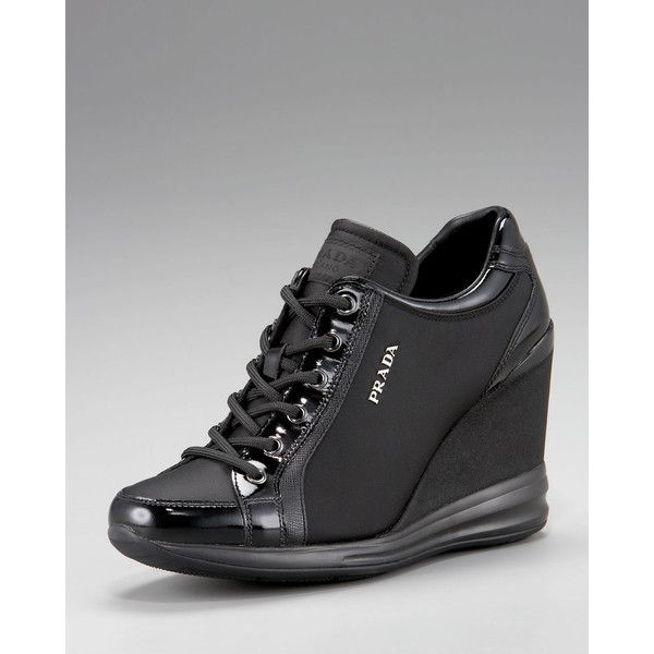 Wedge Sneaker - most comfortable shoe ever
