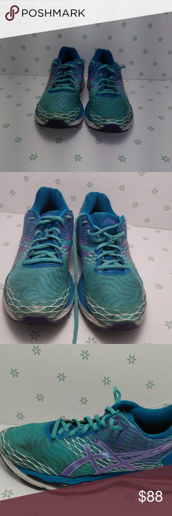 Asics GEL Nimbus 18 Mesh Running Shoes