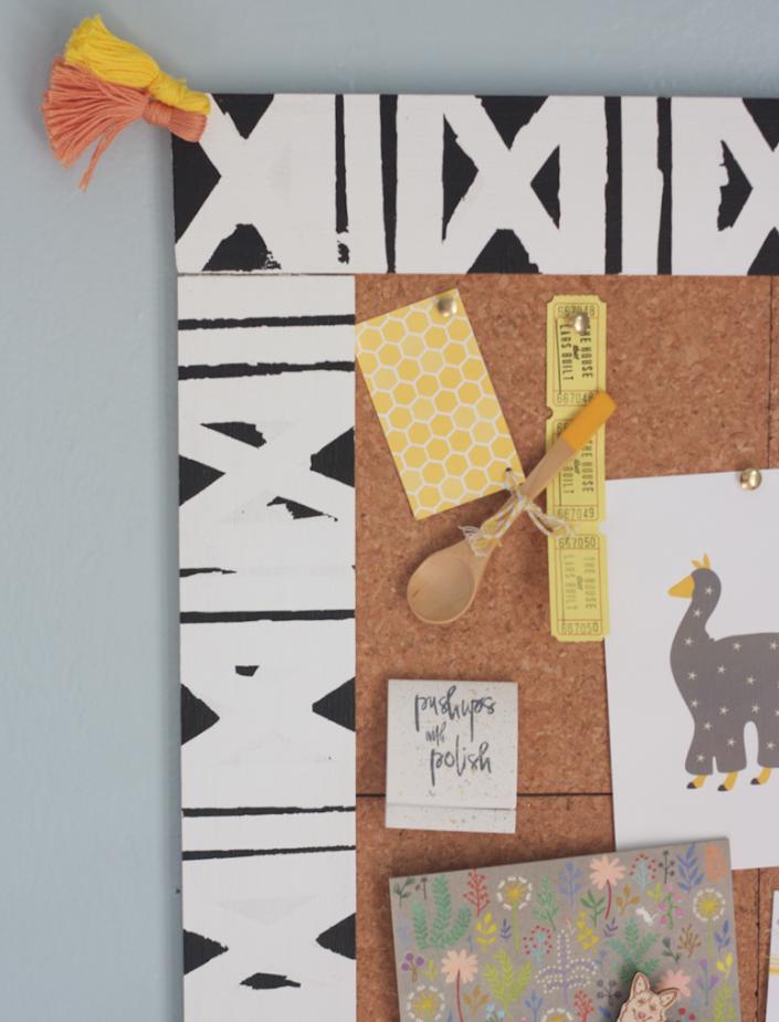 Diy inspiration bulletin board diy 39 s and crafts for Cork board inspiration