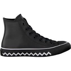 Photo of Converse Sneaker Chuck Taylor All Star Hi Dames Schwarz Damen Converse