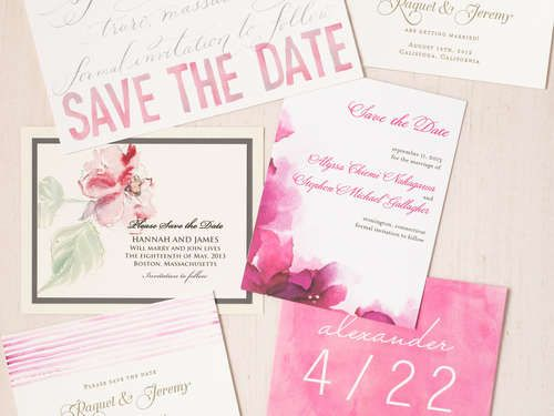 Wedding Invitation Templates That Are Cute And Easy To Make