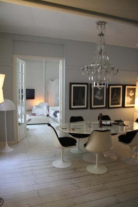 photo deco salon blanc maison style blanc voyage salon ideas pinterest dining room. Black Bedroom Furniture Sets. Home Design Ideas