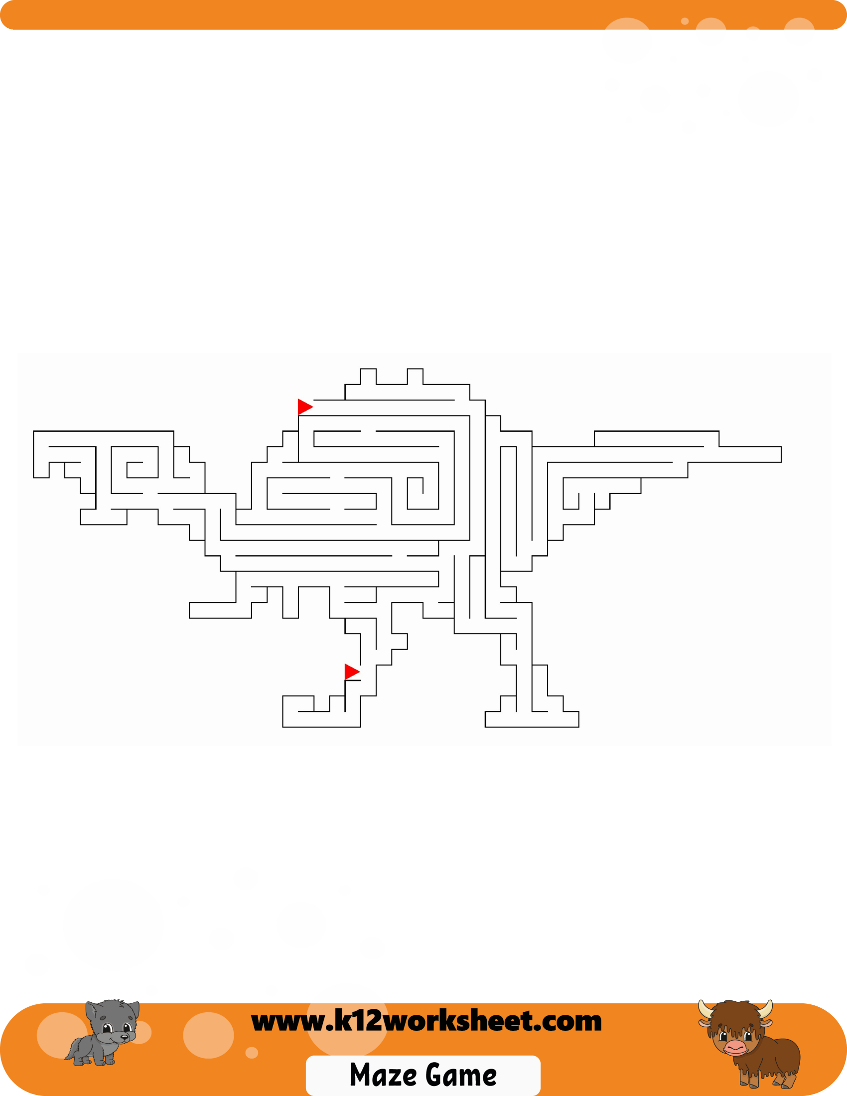 Mazes Are Really Fun And A Good Way To Develop Cognitive