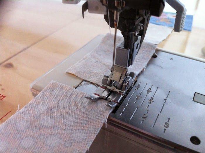 Tips voor snel quilten snel patchwork naaien patchwork for Quilt maken met naaimachine