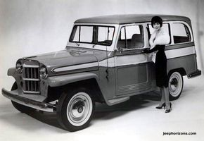1950 Willys Jeep Station Wagon En Argentina Estanciera Willys
