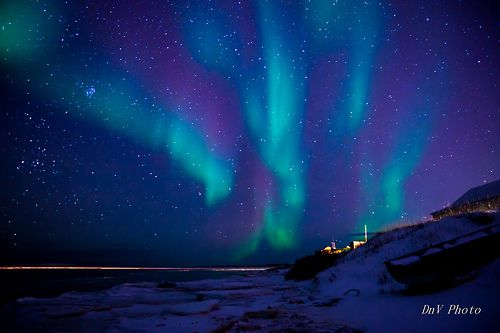 Arctic Sky (by DnV Photo)
