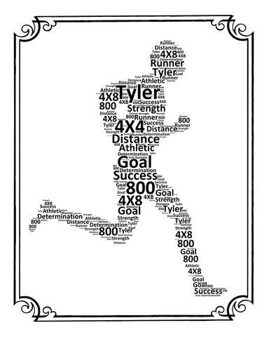 PERSONALIZED Runnerl Gift