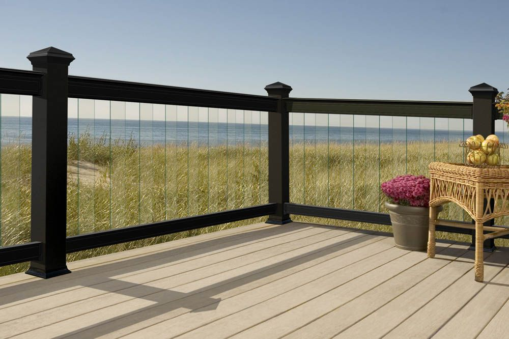 Deckorators Scenic Clear Glass Collection at DIY Home ...