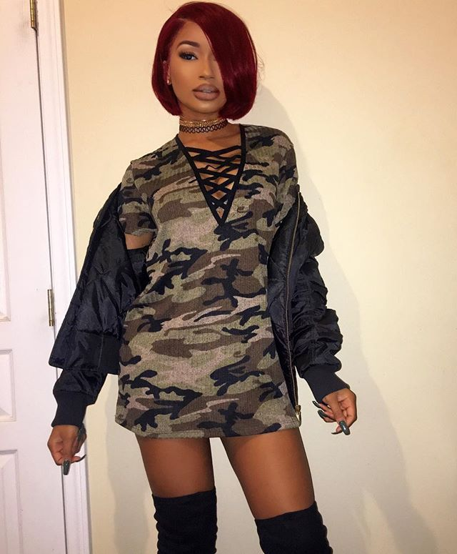 "Litty againnn 🔥 Dress @fashionnova code ""xoxokarin"""