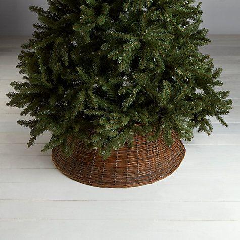 buy john lewis extra large willow tree skirt online at johnlewiscom - Extra Large Christmas Tree Skirt