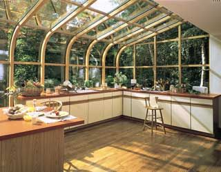 Curved Eave Sunroom From Four Seasons Sunrooms Contact Us: Patio Room Design  Center Tulsa, OK   Part 59