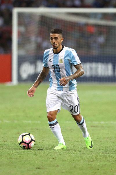Manuel Lanzini Photos Photos Argentina V Singapore In 2020 Manuel Lanzini Liverpool Transfer News Transfer News