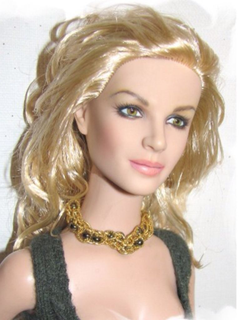 Bribe Repaint And Reroot Of Brittney Spears Ooak Dolls Fashion Dolls Dolls