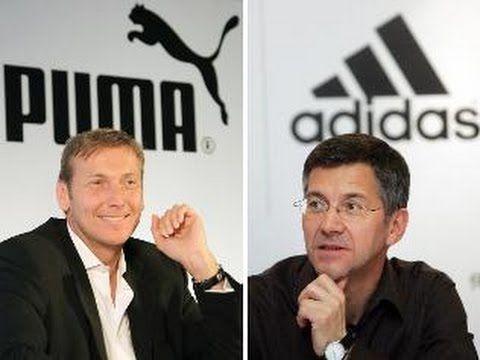 klasyczny styl najniższa cena rozmiar 40 Documental. Historia de las marcas Adidas y Puma ...