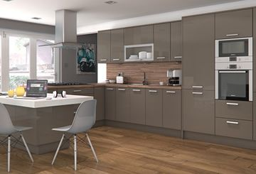 Best Ikea Ringhult Kitchen Gray Google Search Modern 400 x 300