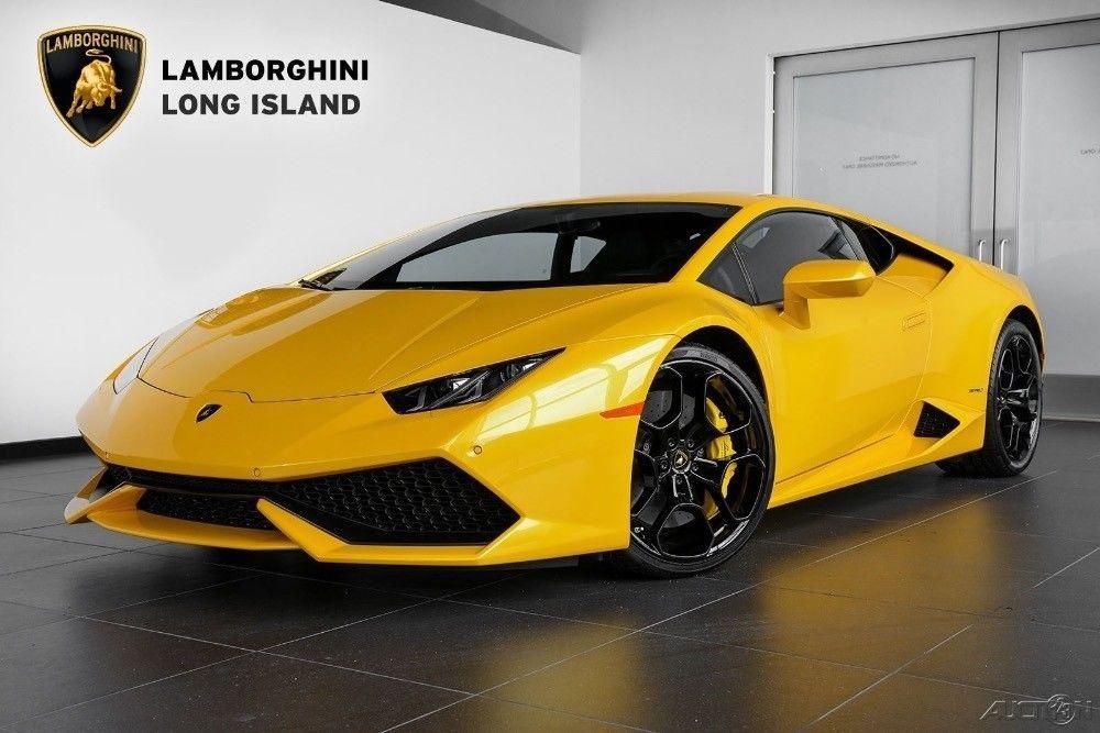 Cool Amazing 2015 Lamborghini Huracan Lp 610 4 Coupe Over 30 000 In