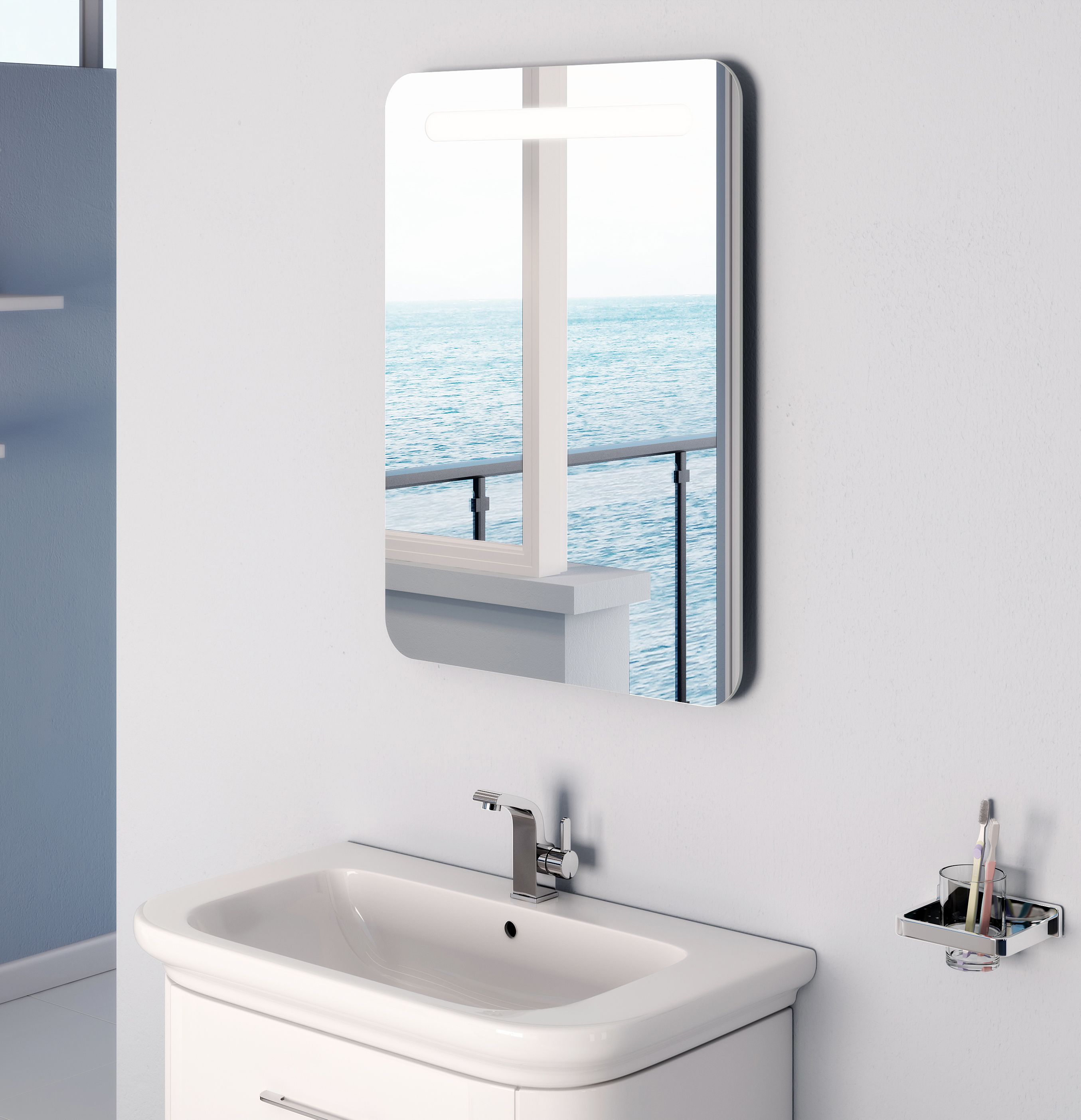 No bathroom is complete without a mirror! Discover our new designs ...