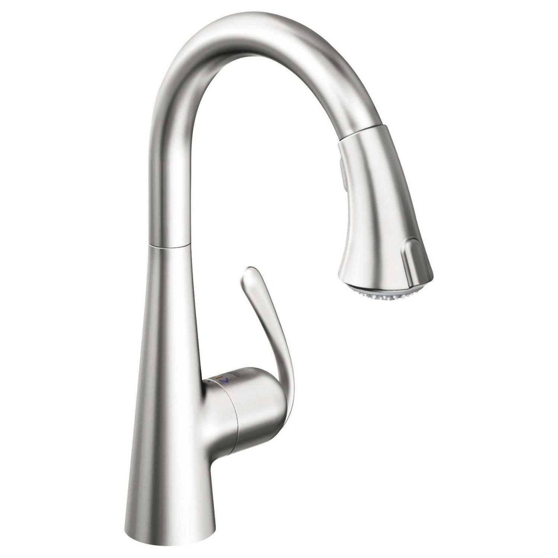 Grohe Motion Sensor Kitchen Faucet