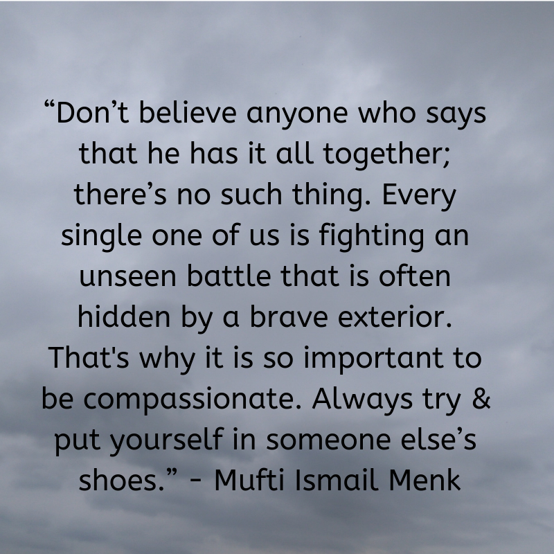 Inspirational Quotes By Mufti Ismail Menk On Hardship And Sufferings Hardship Quotes Inspirational Quotes Pictures Battle Quotes