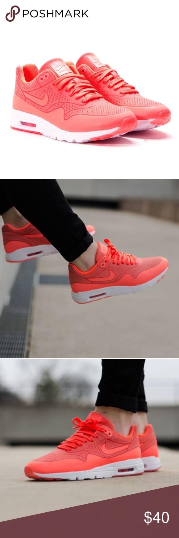 Women Nike Air Max 1 Ultra Moire Sneakers on Poshmark