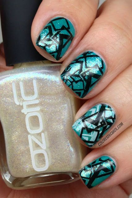 nails.quenalbertini: Nail Art | Colores de Carol