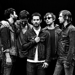 Sam Roberts Band Avenue Live Artists Rock Band Photos