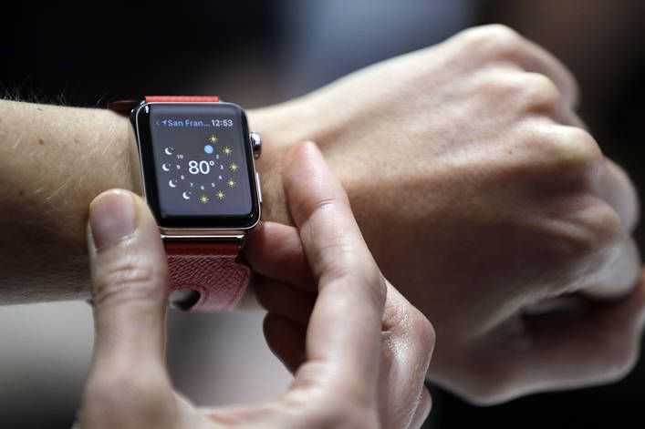 Is Apple out of ideas for the Apple watch?