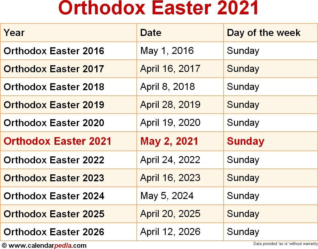 Lenten Calendar 2022.2021 Orthodox Church Calendar Custom Calendar Calendar Vacation Calendar