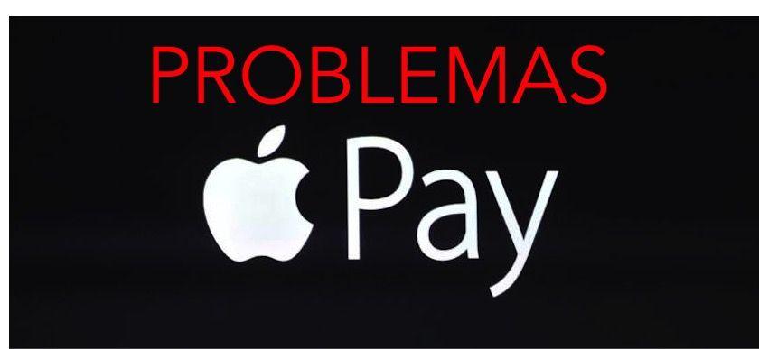 Usuarios de Apple Pay están reportando fallos a Apple - http://www.soydemac.com/2015/01/02/usuarios-de-apple-pay-estan-reportando-fallos-apple/