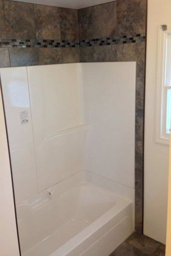 The Best Way to Update Your Fibreglass Shower Surround | Bathroom ...
