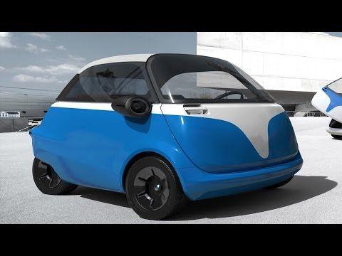 831e0db0c434 Microlino - Change urban mobility - Lifestyle and Prototype  2 - YouTube
