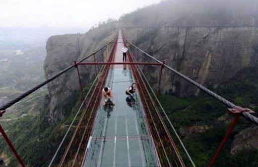 puente de cristal en china - Cerca amb Google