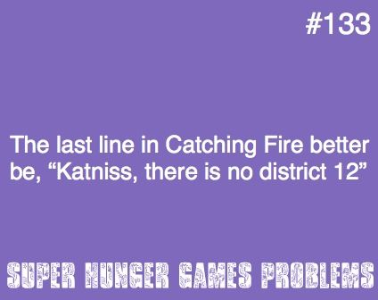 """Previous pinner: """"Super Hunger Games Problems. yep. if not, there will be thousands of angry fangirls..... and fanboys.... ha"""" Crazy how the book turned out ;)"""