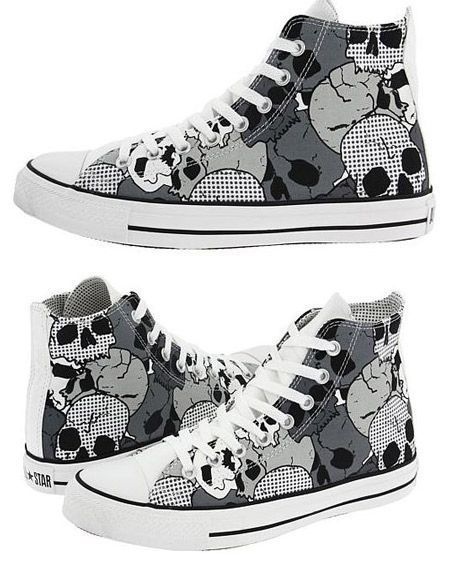 12 Coolest Converse Shoes cool converse Oddee