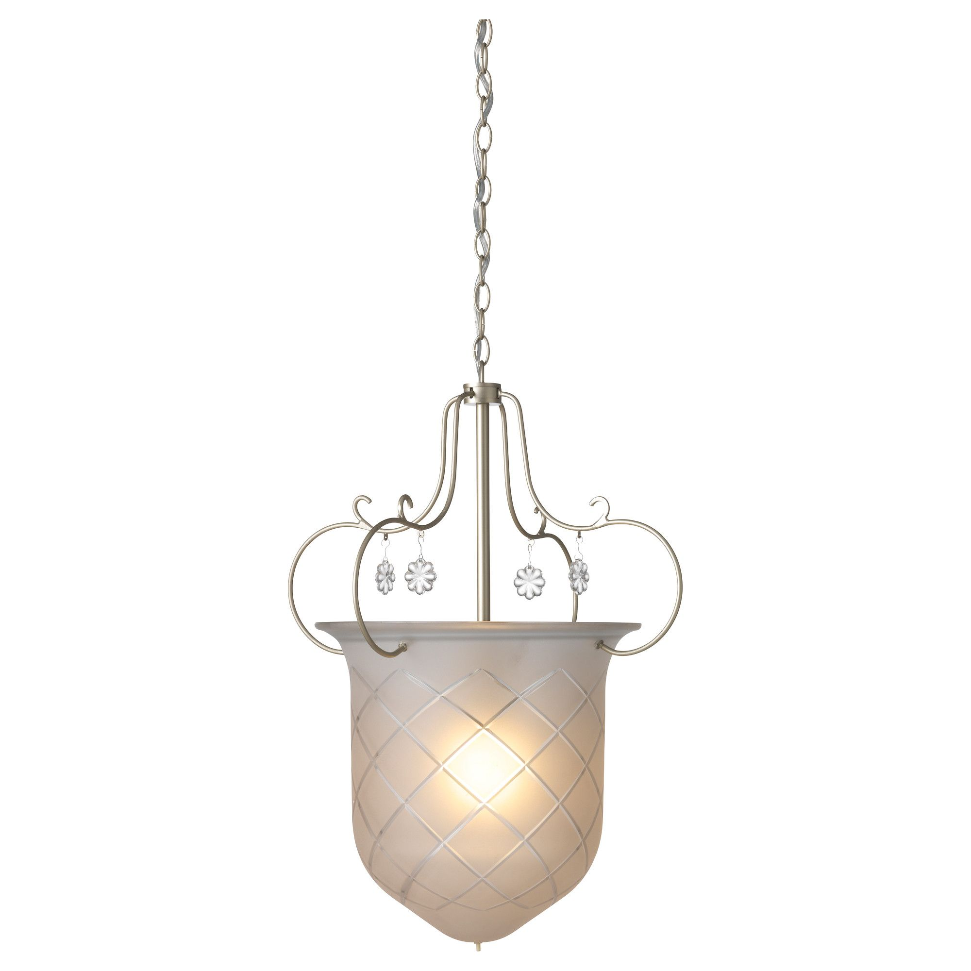 Pendant Lamp Glass Flowers Cant You Just Imagine A Room Filled With Many Of