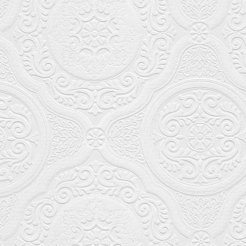 "Ewart Architectural 33' L x 21"" W Solid Wallpaper Roll in"