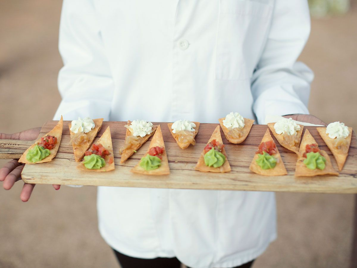 Catering Alternatives To The Sit Down Dinner Wedding FoodsWedding