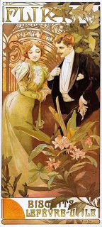 Advertising Times: Alfons Mucha