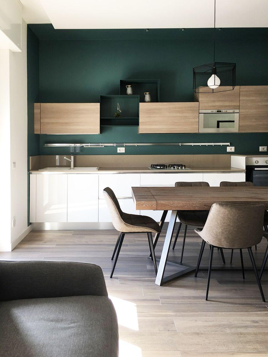 Arredo Bagno Carugate verde positano 2018 | interior design per appartamenti