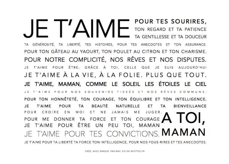 Happy Birthday Mum Maman Texte Pour Maman Maman