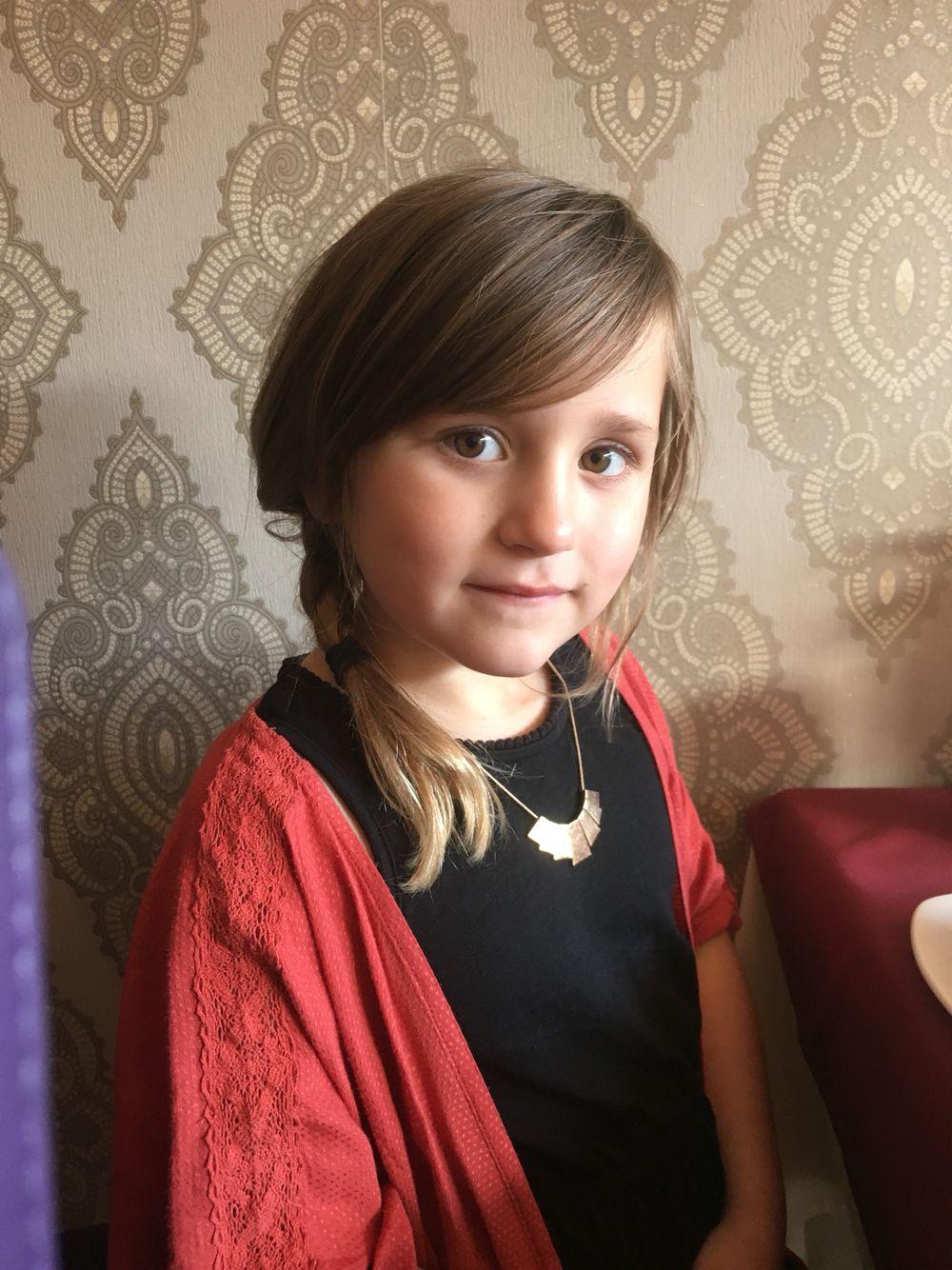 My stunning daughter