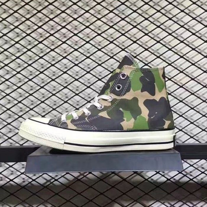 922d6f553837ed Converse Shoes Grey Chuck Taylor All Star Modern Lambskin HTM Classic Leather  High