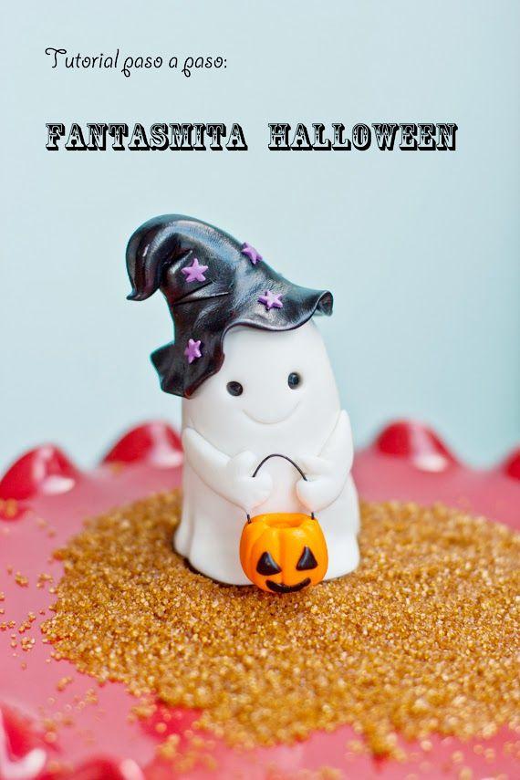 Fantasmita Halloween - Megasilvita ~ Halloween ~ Pinterest - cake decorations for halloween