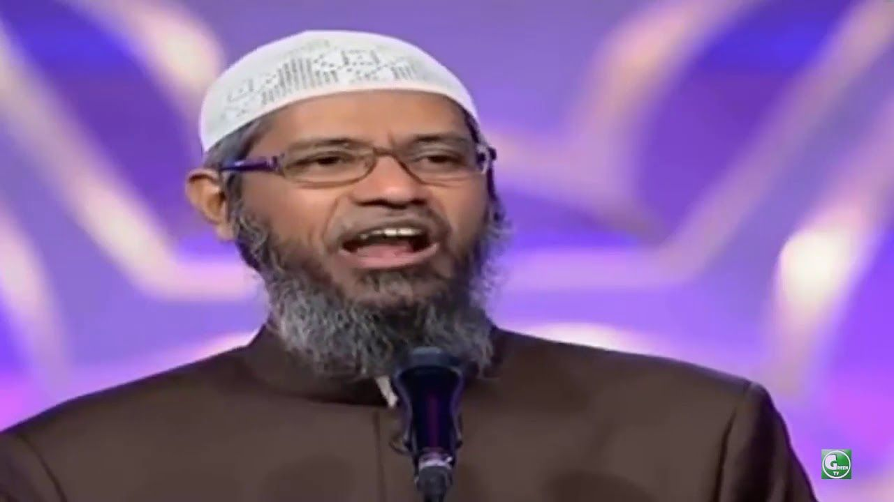 Dr Zakir Naik Speech In Urdu Hindi Challenging Questions And