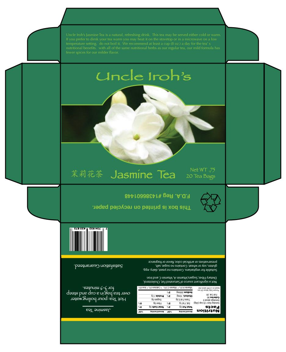 Tea box this is a package design for a tea box that was for Adobe illustrator packaging templates