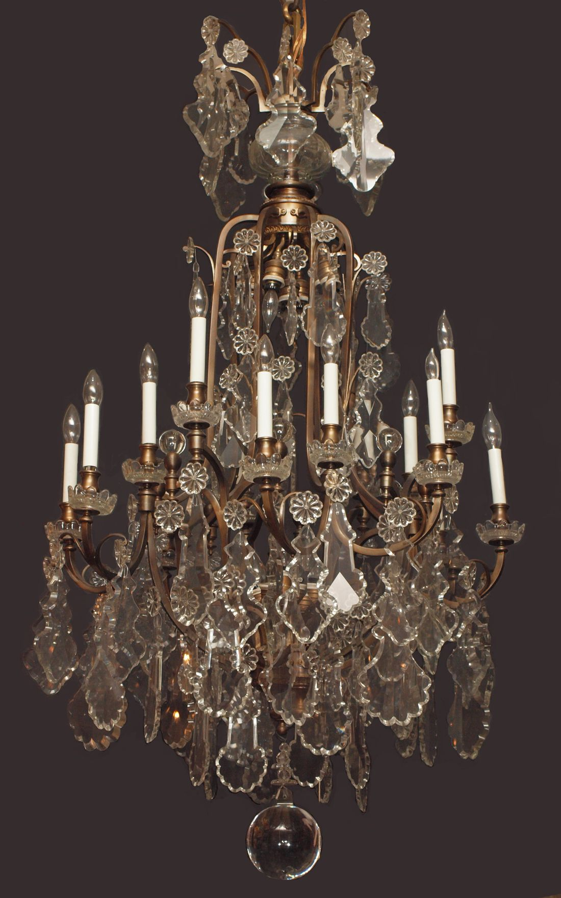 Chandeliers - Chandeliers Baccarat Crystal, Chandeliers And Crystals